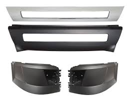 QSC Truck Bumper Set Chrome Center Left Right W/ Foglight Hole For ... 2006 Volvo Vnl Front Bumper Assembly For Sale Sioux Falls Sd 300 Tractor Truck 2011 3d Model Hum3d 20 Vnl 04 Up Aero 3 Grill Fog Lights Miamistarcom Fender Trim Pair Rh Lh Chrome Bubbaparts Used Commercials Sell Used Trucks Vans For Sale Commercial Gen 2 New Aftermarket Steel Chrome Bumper 2003up Made Wwwbigfrontgrillcom Installed On A Bison Transport Vn New Fmx Details And Photos Released Aoevolution Lvo Truck Accsories 2016 Vnl630 Heavy Spec Low Kms 630 At Premier Trucks Opens Customer Center Virginia Factory