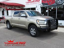 2010 Toyota Tundra RanchHand Bumper - TopperKING : TopperKING ... 2016 Toyota Tundra Vs Nissan Titan Pickup Truck Accsories 2007 Crewmax Trd 5 7 Jive Up While Jaunting 2014 Accsories For Winter 2012 Grade 5tfdw5f11cx216500 Lakeside Off Road For Canopy Esp Labor Day Sale Tundratalknet Clear Chrome Led Headlights 1417 Recon Karl Malone Youtube 08 Belle Toyota Viking Offroad Shop Puretundracom
