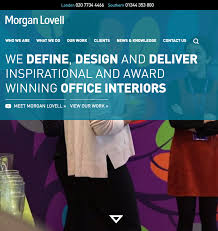 100 Morgan Lovell London Demonstrating Thought Leadership Pepper Digital