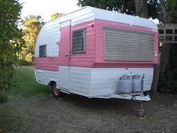 Vintage Camper Trailer Rentals In Santa Barbara County And San Luis Obispo California Rosaritas Resorts 5895 Foxen Canyon Maria CA