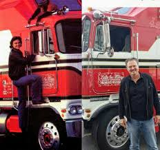 100 Bj And The Bear Truck BJ And S Greg Evigan Then And Now TV And Movies