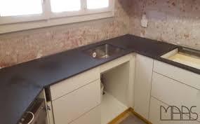 liestal nero assoluto granit arbeitsplatten
