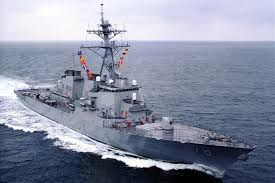 Uss America Sinking Photos by Russian Jets Buzz Us Destroyer Intercept Nato Planes Military Com