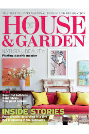 House Decorating Magazines Uk by House U0026 Garden Magazine September 2014 Houseandgarden Co Uk
