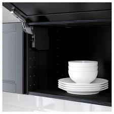 Soft Close Cabinet Hinges Ikea by Utrusta Large Hinge For Horizontal Door White Ikea