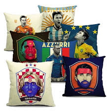 Macys Sofa Pillow Covers by Football Star Player Macy Cushion Cover Sofa Decor Bed Car Pillow