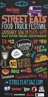 100 Phoenix Food Truck Festival Get Ready For The Street Eats At Salt River