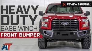 2015-2017 F150 Heavy Duty Base Winch Front Bumper Review & Install ... Aero Series Front Bumper Fab Fours Addf6882730103 Add Tacoma Honeybadger Winch Aftermarket Colorado Zr2 Bumpers Zr2performancecom Rogue Racing Enforcer 2017 Super Duty Apollo Addictive Desert Designs F1182860103 F150 Raptor 52017 Heavy Base Review Install Shop Toyota Honeybadger 2016 3rd Gen Overland Series Full Sizeno Custom Pickup Truck Sunset Metal Inc 201517 Gmc 23500 Signature Guard Stainless Steel 12018 Chevy Silverado The 3 Best For Ford Youtube