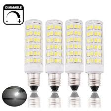 dimmable 6w 220v e14 led candle light bulb 50w halogen replacement