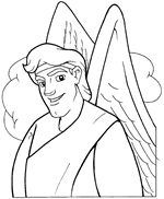 Related Bible Coloring Pages