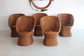 Italian Sculptural Wicker Chairs - Orange Furniture Los Angeles Italian 1940s Wicker Lounge Chair Att To Casa E Giardino Kay High Rocking By Gloster Fniture Stylepark Natural Rattan Rocking Chair Vintage Style Amazoncouk Kitchen Best Way For Your Relaxing Using Wicker Sf180515i1roh Noordwolde Bent Rattan Design Sold Mid Century Modern Franco Albini Klara With Cane Back Hivemoderncom Yamakawa Bamboo 1960s 86256 In Bamboo And Design Market Laze Outdoor Roda