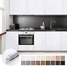kinlo selbstklebende folie küche orange 40x500cm 2 aus