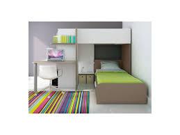 bureau superposé lit superposé avec bureau intégré fashion designs