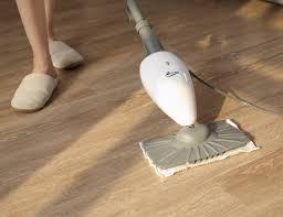 Steam Cleaners On Laminate Floors by Light U0027n U0027 Easy Sanitizing Steam Mop Gadget Flow