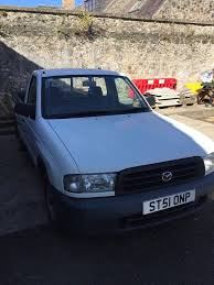 100 2002 Mazda Truck Single Cab Pick Up B2500 In Cupar Fife Gumtree
