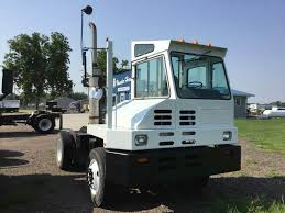 100 Capacity Trucks 2001 TJ4000 Yard Spotter Truck For Sale 33583 Miles