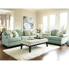 Daystar Seafoam Living Room Set Signature Design by Ashley