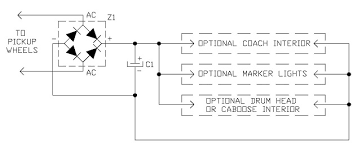 wiring for dcc using miniture ls