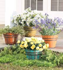 121 Best Pots Planters Images On Pinterest