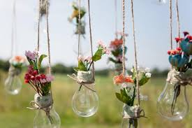 Decorative Hanging Light Bulbs