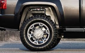 100 20 Inch Truck Rims GMC Sierra All Terrain HD Concept Future Concepts Trend With