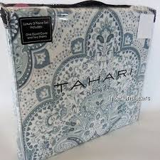Tahari Bedding Collection by Tahari Bedding Collection J Queen New York Bradshaw Damask