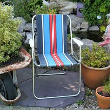 Vintage Retro Folding Chair