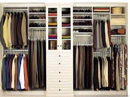 Closet Organization Design Decorative Displayy 9f