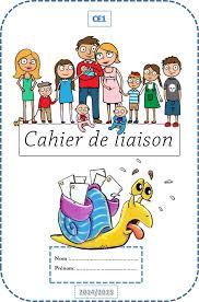 La Fourmilière De Minifourmi Pages De Garde Des Cahiers