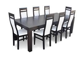 designer esstisch tisch 8 stühlen esszimmer gruppe stuhl tische holz neu 450cm