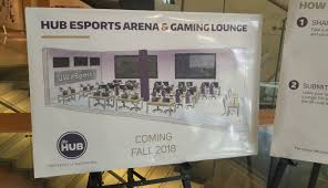 100 Uw Odegaard Hours The HUB Is Getting An ESports Arena Gaming Lounge Udub