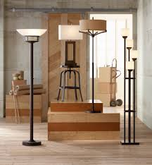 Ore International Polished Floor Lamp by Decoration Curved Standing Lamp Ore International Table Lamp