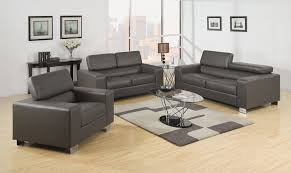 Grey Leather Sectional Living Room Ideas by Furniture Decorative Vig Divani Casa Miracle Grey Italian