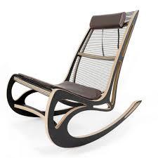 Qvist Rocking Chair & Footstool