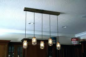 Diy Dining Room Light Fixtures Pendant Lights