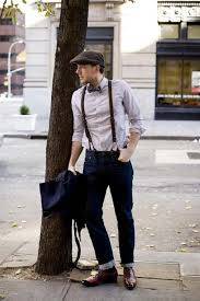 Suspenders Ideas For Mens Fashion Inspiredluv 25