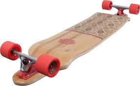 Types Of Longboard Decks by Globe Bannerstone 41