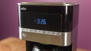 Braun BrewSense KF7150 Review Brauns Compact Coffee Maker Brews Excellent Drip At A Budget Price