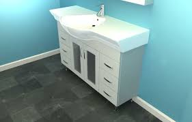 Narrow Bath Floor Cabinet by Narrow Depth Sink And Vanity For Bathroom Deep Tsc Shallow Best 25