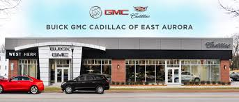 West Herr Buick GMC Cadillac Of East Aurora | Serving Buffalo ...