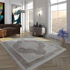 rugs carpets teppich im shabby chic stil in türkis 3d