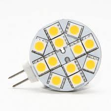 disc type g4 led bulb ac dc 12v 2 4w g4 light bulb torchstar