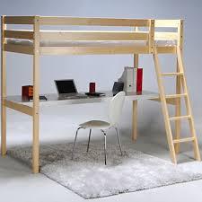 lit mezzanine 1 place avec bureau lit mezzanine 1 place avec bureau 90x190cm lit mezzanine