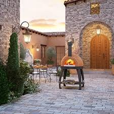 Italian Wood Burning Pizza Ovens Outdoor Kitchen Bay Area Pizza