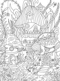 Amazon Hidden Garden An Adult Coloring Book With Secret Forest Animals
