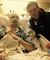 mormon teen injured in brussels grins from his hospital bed in