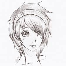 Ideas For Drawing Anime Cool 1000 Images About Drawings On