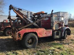 100 White Trucks For Sale 1965 9000 Wrecker For BigMackcom