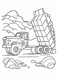 How To Draw Dump Truck Coloring Pages Kids Learn Colors For In ... How To Draw A Pickup Truck Step 1 Cakepinscom Projects Scania Truck By Roxycloud On Deviantart Youtube A Simple Art For Kids Fire For Hub Drawing At Getdrawingscom Free Personal Use To Easy Incredible Learn Cars Coloring Pages Image By With Moving