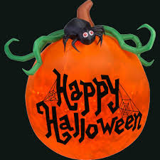 Gemmy Inflatable Halloween Tree by Gemmy 64 17 In L X 53 15 In W X 72 05 In H Inflatable